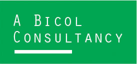 An image of the logo of one of HTLand's consultants, A Bicol Consultancy.