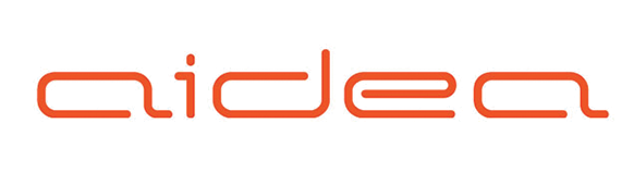 An image of the logo of one of HTLand's consultants, AIDEA