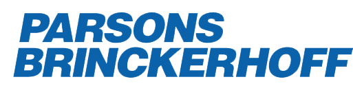 An image of the logo of one of HTLand's consultants, Parsons Brinckerhoff.
