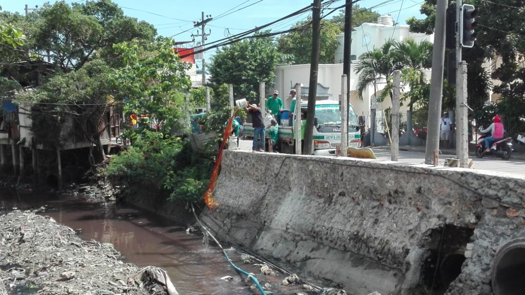 Tipolo Creek Rehabilitation